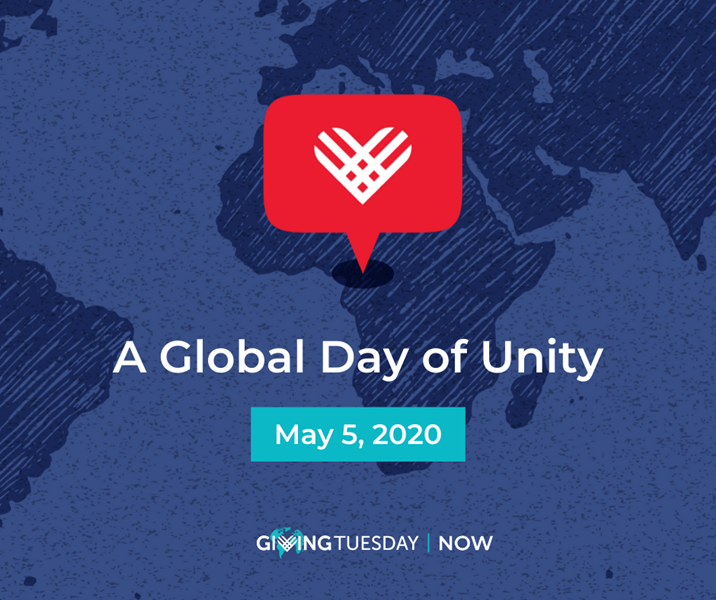 Giving Tuesday Now: A Global Day of Unity