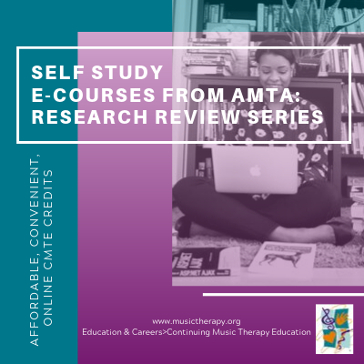 Self Study E-courses from AMTA: Research Review Series