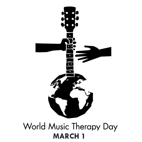 World Music Therapy Day logo